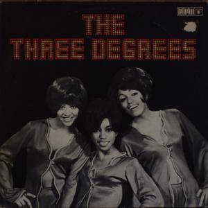 Cover - Three Degrees, The: Maybe