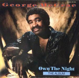 Cover - George McCrae: Own The Night - The Album