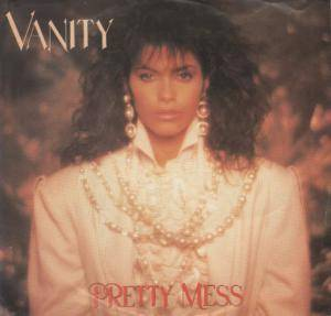 Vanity: Pretty Mess - Cover