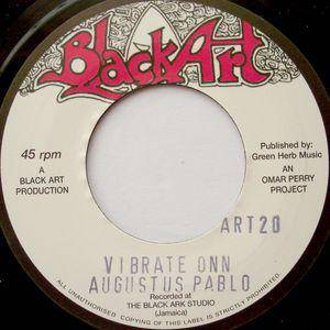 Cover - Upsetters, The: Vibrate Onn