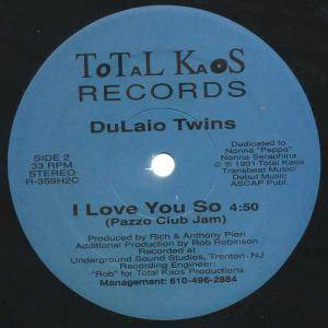"Dulaio Twins: Trouble Love (12"") - Bild 2"