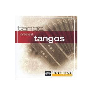 Cover - Mariano Mores: Greatest Tangos