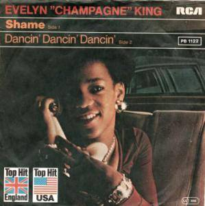 "Cover - Evelyn ""Champagne"" King: Shame"