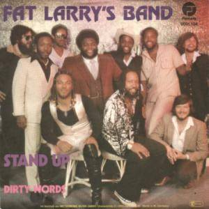 Cover - Fat Larry's Band: Stand Up