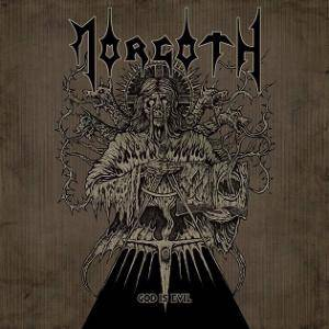 Cover - Morgoth: God Is Evil