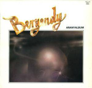 Bergendy: Aranyalbum - Cover
