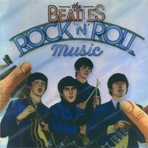 Beatles, The: Rock'n'Roll Music - Cover