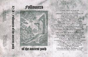 Cover - Terdor: Followers Of The Ancient Path