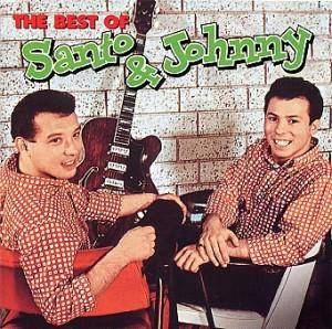 Cover - Santo & Johnny: Best Of Santo & Johnny, The