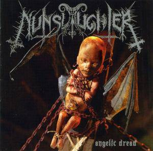 Nunslaughter: Angelic Dread - Cover