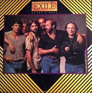 Cover - Exile: Heart And Soul