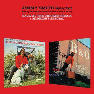 Cover - Jimmy Smith: Back At The Chicken Shack / Midnight Special