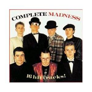 Madness: Complete Madness - Cover