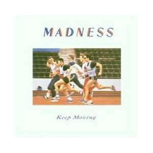 Madness: Keep Moving - Cover