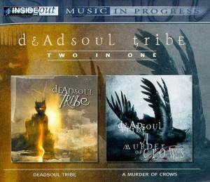 Cover - Deadsoul Tribe: Deadsoul Tribe / A Murder Of Crows