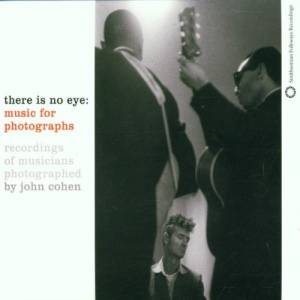 Cover - David Amram: There Is No Eye: Music For Photographs