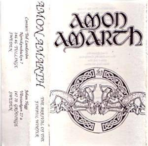 Cover - Amon Amarth: Arrival Of The Fimbul Winter, The