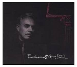 Cover - Harry Partch: Enclosure Five : Harry Partch (1901 - 1974)  ...On An Ancient Greek Theme