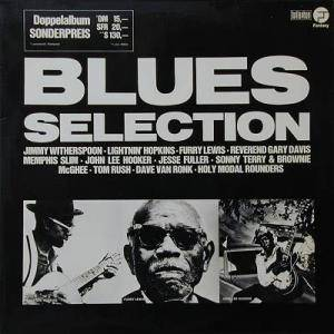 "Cover - Walter ""Furry"" Lewis: Blues Selection"