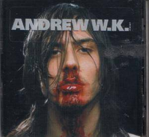 Andrew W. K.: I Get Wet - Cover