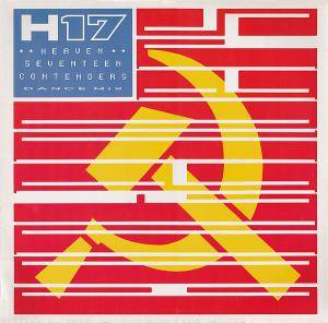 Heaven 17: Contenders - Cover