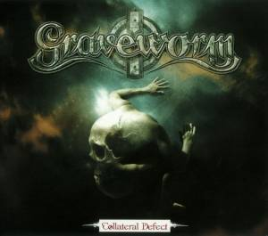 Cover - Graveworm: Collateral Defect