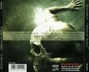 Graveworm: Collateral Defect (CD) - Bild 2