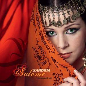 Xandria: Salomé - The Seventh Veil (CD) - Bild 1