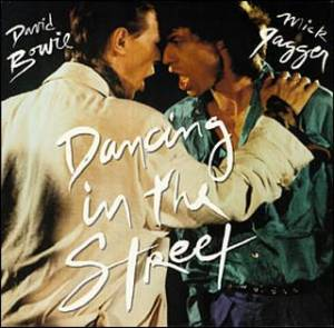 David Bowie & Mick Jagger: Dancing In The Street - Cover
