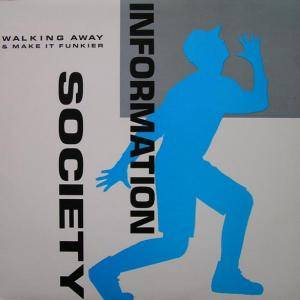 Information Society: Walking Away - Cover