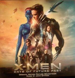 Cover - Jim Croce: X-Men: Days Of Future Past