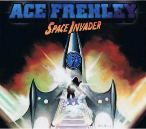 Ace Frehley: Space Invader - Cover