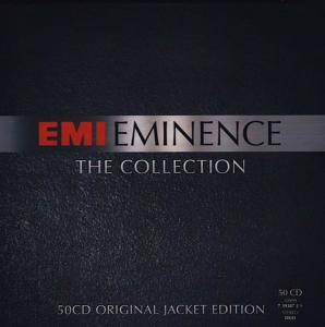 Cover - Charles Wood: EMI Eminence - The Collection