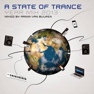 Cover - W&W & Ummet Ozcan: State Of Trance Year Mix 2013 Mixed By Armin Van Buuren, A