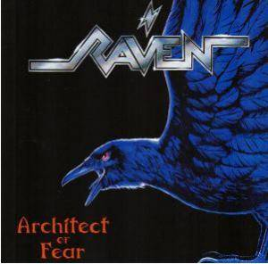 Raven: Architect Of Fear (CD)