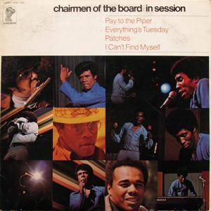Cover - Chairmen Of The Board: In Session