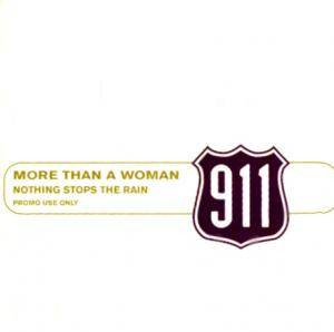 Cover - 911: More Than A Woman