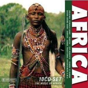 Cover - Them Mushrooms: Music Of Africa, The