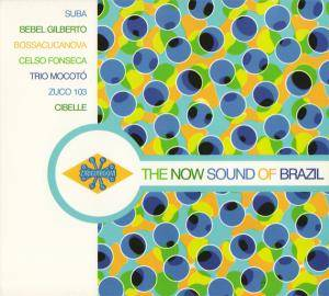 Now Sound Of Brazil, The - Cover