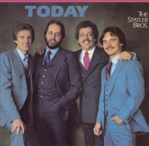 Statler Brothers: Today - Cover
