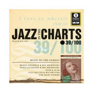 Cover - Larry Clinton & His Orchestra: Jazz In The Charts 39/100