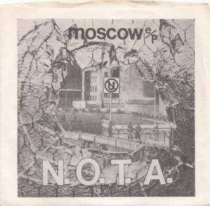 Cover - N.O.T.A.: Moscow