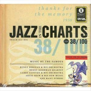 Cover - Larry Clinton & His Orchestra: Jazz In The Charts 38/100