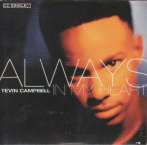 Cover - Tevin Campbell: Always In My Heart