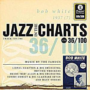 Cover - Larry Clinton & His Orchestra: Jazz In The Charts 36/100