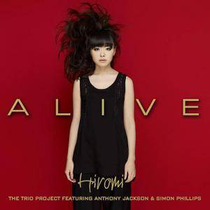 Hiromi: Alive - Cover
