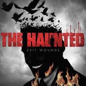 The Haunted: Exit Wounds - Cover