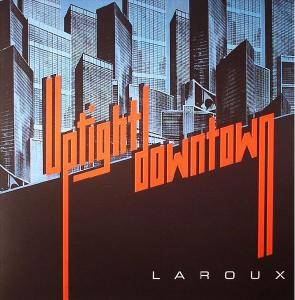 Cover - La Roux: Uptight Downtown