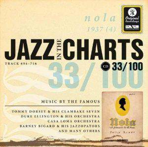 Jazz In The Charts 33/100 - Cover