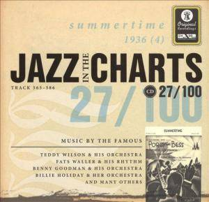 Jazz In The Charts 27/100 - Cover